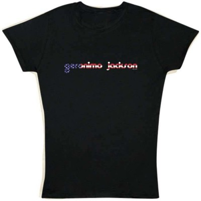 The Geronimo Jackson ladies' T