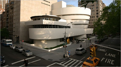 The Solomon R. Guggenheim Museum (NYT photo)