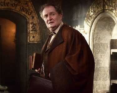 Slughorn in HBP