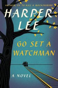 "US cover of ""Go Set a Watchman"""